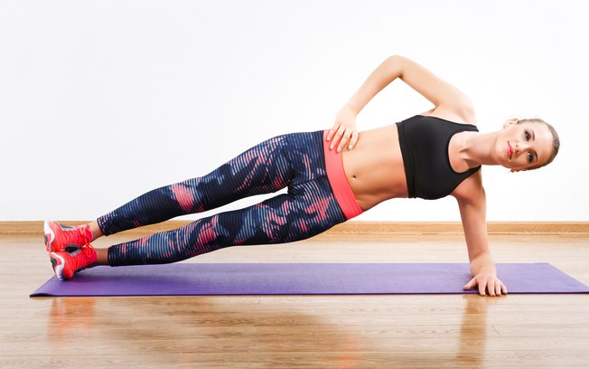 exercicios-para-perder-barriga-prancha-lateral