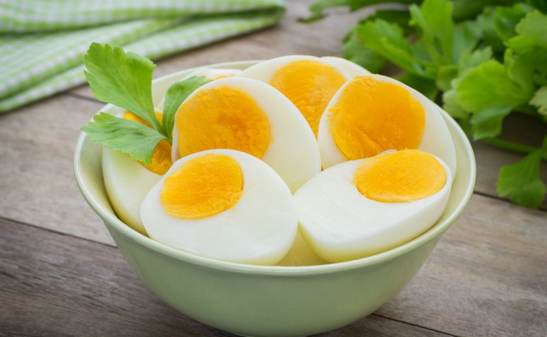 Dieta do ovo. Funciona mesmo ?