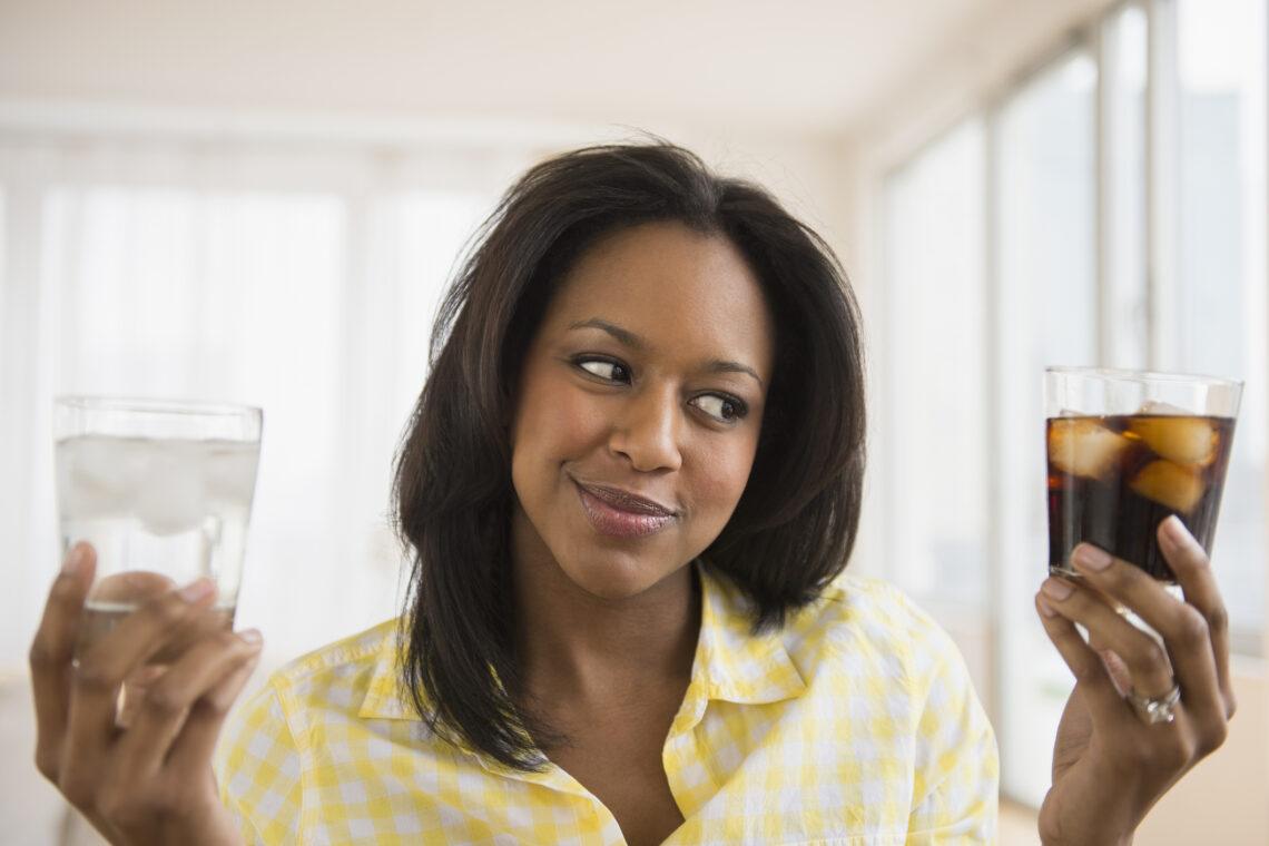 Parar de tomar refrigerante. Os 5 princípios que você deve saber